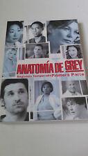 """DVD """"ANATOMIA DE GREY 2 SEGUNDA TEMPORADA PRIMERA PARTE"""" 2DVD CON FUNDA CARTON"""