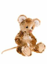 DICKORY MOUSE NEW 2016 design byAlison Millsfor Charlie Bears 8.5 inchess