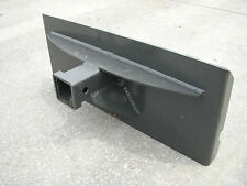Trailer Receiver Hitch Attachment Toro Dingo Mini Skid Steer - Free Shipping