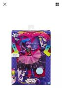 My Little Pony Equestria Twilight Sparkle Doll Toy Girls Stocking Filler