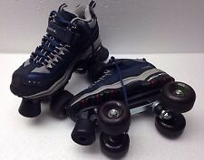 Skechers Quad 4wheeler  Skates Size  us 4 Women's  Navy Blue