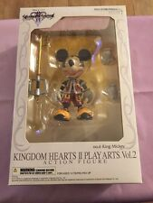 Square Enix Kingdom Hearts 2 King Mickey Mouse 5in Action Figure Play Arts