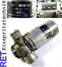 Leerlaufregler BOSCH 0280140545 BMW 528 i E 34 1738981 original