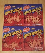 MOTUSCLE 2015 SDCC EXCLUSIVE COMPLETE ORG.SET OF 12 SOLD OUT@ SUPER7 MOTU HE-MAN