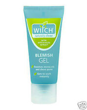 2 x Witch Blemish Gel Naturally Clear with Witch Hazel Extract 35ml