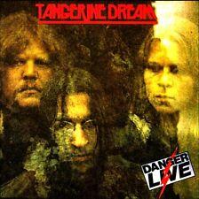 T D - Danger Live  (tangerine dream)