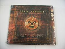 STEEL PROPHET - BOOK OF THE DEAD - CD LIKE NEW NUCLEAR BLAST 2001