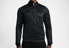 NIKE F.C. Black N98 ALLOVER PRINT GX Jacket 666680-010 L NikeLab Lab FCRB CR7 SP