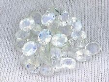 ONE 5x4 5mm x 4mm Oval Natural Rainbow Moonstone Gemstone Gem Stone EBS2061