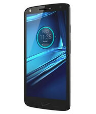 Unlocked Motorola DROID Turbo 2 32GB Android 5.1 - Black Leather (XT1585)