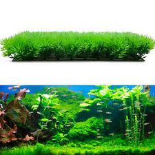 Rasen Gras Aquarium Ornament Deko Künstliche Pflanzen Wasserpflanzen Fish Tank