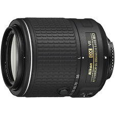 Nikon AF-S DX NIKKOR 55-200mm f/4-5.6G ED VR II Lens - Factory Refurbished