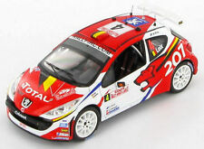 Peugeot 207 S2000 Loix - Smets Rally Monte Carlo 2009 1:43