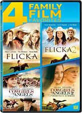 NEW Flicka1+2+cowgirls1+2 Qf (DVD)