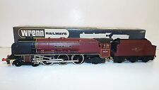 WRENN OO/HO W2226 4-6-2 CITY OF LONDON 46245 BR MAROON  BOXED (OO153)