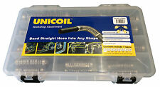 UNICOIL WORKSHOP ASSORTMENT - 20 PIECE - 7 SIZES - BEND STRAIGHT HOSE INTO SHAPE