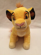 Cloud B Disney Baby Dreamy Sounds Soother Simba Lion King Music Crib Toy Plush