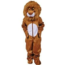 Dress Up America Plush Lion - Size Adult 588-ADULT Costume NEW