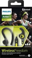 CLEARANCE Philips Action Fit SHQ7900CL/00 wireless Bluetooth Sport Earphones
