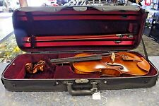 "Otto Benjamin MA500 16.5"" Viola w/ Deluxe Eastman Case and Strings (47333)"