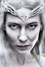 POSTER HOBBIT LORD OF THE RINGS BATTLE OF THE FIVE ARMIES GALADRIEL GANDALF #9