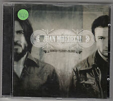 JUAN MORDECAI - songs of flesh and blood CD