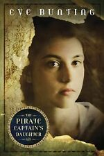 The Pirate Captain's Daughter-ExLibrary