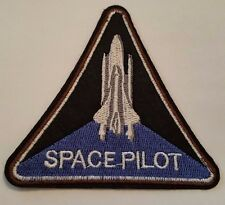 Space Pilot Iron on Patch Transfer Badge Brand New Sew on Patch fancy Dress