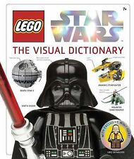 Acc, LEGO Star Wars: The Visual Dictionary, Simon Beecroft, 0756655293, Book