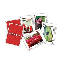Farmall Collectible Playing Cards