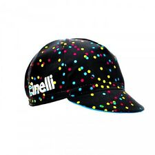 Brand new Cinelli Caleido dots Cycling cap, Italian made Retro fixie