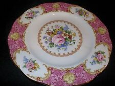 "Royal Albert Lady Carlyle 8"" Salad  or Dessert Plate 1 plate"
