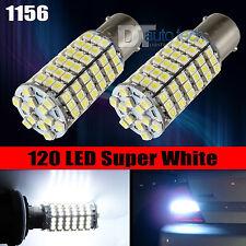 10X 1156 BA15S RV Trailer Camper Interior LED Lights Bulbs 6000K Xenon White
