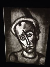 """Georges Rouault """"Miserere Et Guerre"""" Fauvism French Art 35mm Glass Slide"""