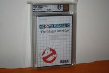 Ghostbusters (Sega Master System) NEW SEALED MINT, GOLD VGA 85+, SUPER RARE!