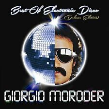 Best Of Electronic Disco (Deluxe Edition) Giorgio Moroder Audio CD