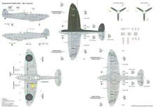 SPITFIRE MK.I-V STENCILS (to Airfix and Trumpeter) 1/24 TECHMOD
