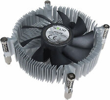 Gelid Solutions Polar 1U Low Profile Silent CPU Cooler for Intel 1150/1155/1156