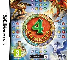 4 Elements - Nintendo DS - New & Sealed - Free P&P