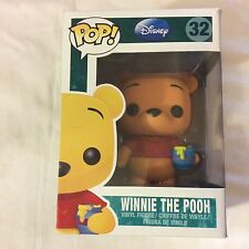 Funko POP! Disney Winnie the Pooh #32 Figure RETIRED VAULTED *OPEN BOX*