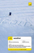 Teach Yourself Weather, Inness, Peter, New Book