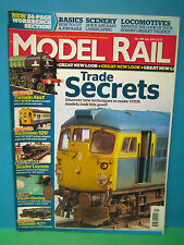 MODEL RAIL No 158 JULY 2011   WEST TILGATE ~ N SCALE LAYOUT   SEE PICS