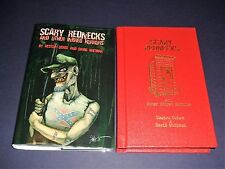 Signed limited 1st of Scary Rednecks and Other Inbred Horrors by Ochse & Whitman