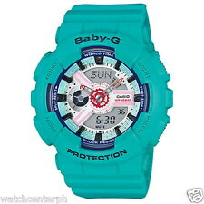Casio Baby-G BA110SN-3 Sporty Sneaker Color - COD PayPal FreeShip CNY17