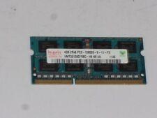 Hynix 4 GB PC3-10600 DDR3-1333 133 MHz Laptop Memory RAM HMT351S6CFR8C-H9