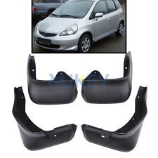 FIT FOR 2006 2007 2008 HONDA JAZZ HATCH MUD FLAP FLAPS SPLASH GUARDS MUDGUARDS