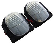 Heavy Duty Gel Knee Pads Kneepad Kneepads Large Cup Twin Strap 3 Year Guarantee