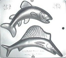 Swordfish Fish Chocolate Candy Mold 575 NEW