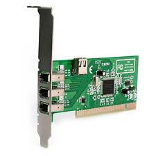 3 Port Firewire Card - Texas Instruments Chipset 1394a
