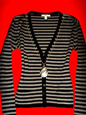 MANGO CARDIGAN STRICKJACKE RocKaBilly BOHO ROMANTIK S M 36 38 NEUW.!!! TOP !!!